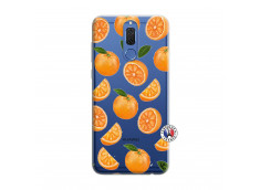 Coque Huawei Mate 10 Lite Orange Gina