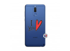 Coque Huawei Mate 10 Lite I Love You