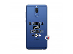 Coque Huawei Mate 10 Lite Je Dribble Comme Cristiano