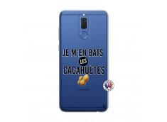 Coque Huawei Mate 10 Lite Je M En Bas Les Cacahuetes