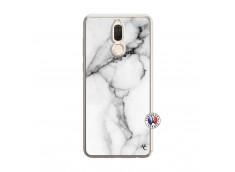 Coque Huawei Mate 10 Lite White Marble Translu