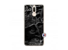 Coque Huawei Mate 10 Lite Black Marble Translu