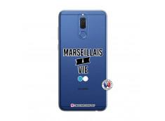 Coque Huawei Mate 10 Lite Marseillais à Vie