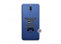 Coque Huawei Mate 10 Lite Monsieur Mauvais Perdant