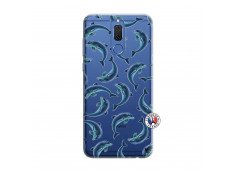 Coque Huawei Mate 10 Lite Dolphins