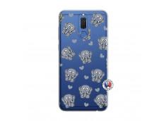 Coque Huawei Mate 10 Lite Petits Elephants