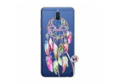 Coque Huawei Mate 10 Lite Pink Painted Dreamcatcher