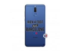 Coque Huawei Mate 10 Lite Rien A Foot Allez Barcelone