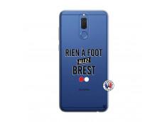 Coque Huawei Mate 10 Lite Rien A Foot Allez Brest