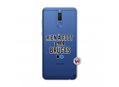 Coque Huawei Mate 10 Lite Rien A Foot Allez Bruges