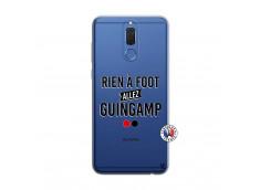 Coque Huawei Mate 10 Lite Rien A Foot Allez Guingamp