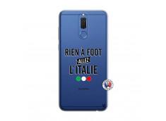 Coque Huawei Mate 10 Lite Rien A Foot Allez L'Italie