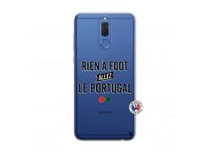 Coque Huawei Mate 10 Lite Rien A Foot Allez Le Portugal