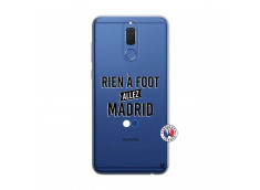 Coque Huawei Mate 10 Lite Rien A Foot Allez Madrid
