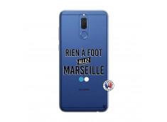 Coque Huawei Mate 10 Lite Rien A Foot Allez Marseille