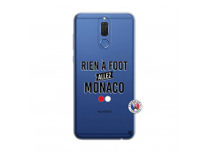 Coque Huawei Mate 10 Lite Rien A Foot Allez Monaco