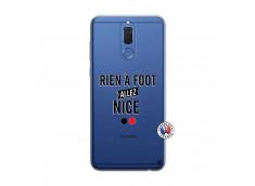Coque Huawei Mate 10 Lite Rien A Foot Allez Nice