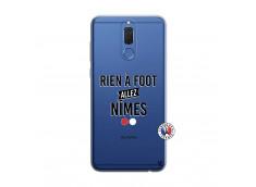 Coque Huawei Mate 10 Lite Rien A Foot Allez Nimes