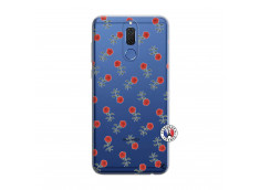 Coque Huawei Mate 10 Lite Rose Pattern