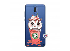 Coque Huawei Mate 10 Lite Catpucino Ice Cream