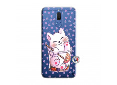 Coque Huawei Mate 10 Lite Smoothie Cat
