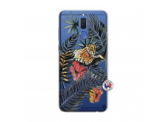Coque Huawei Mate 10 Lite Leopard Tree