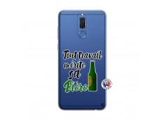 Coque Huawei Mate 10 Lite Tout Travail Merite Sa Biere