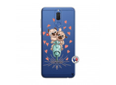 Coque Huawei Mate 10 Lite Puppies Love