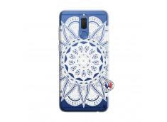 Coque Huawei Mate 10 Lite White Mandala