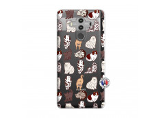 Coque Huawei Mate 10 PRO Cat Pattern