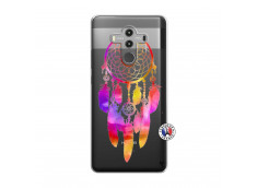 Coque Huawei Mate 10 PRO Dreamcatcher Rainbow Feathers