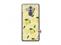 Coque Huawei Mate 10 PRO Sorbet Citron Translu