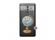 Coque Huawei Mate 10 PRO Globe Trotter