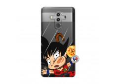 Coque Huawei Mate 10 PRO Goku Impact