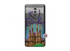 Coque Huawei Mate 10 PRO I Love Barcelona