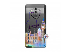 Coque Huawei Mate 10 PRO I Love London
