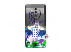 Coque Huawei Mate 10 PRO I Love Miami