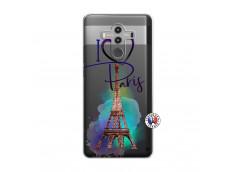 Coque Huawei Mate 10 PRO I Love Paris