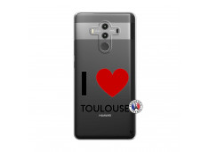 Coque Huawei Mate 10 PRO I Love Toulouse