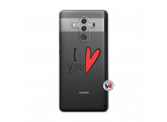 Coque Huawei Mate 10 PRO I Love You