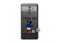 Coque Huawei Mate 10 PRO Je Peux Pas J Ai Les Bleues Maillot
