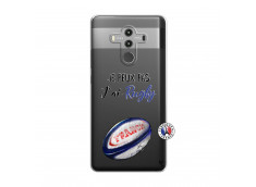Coque Huawei Mate 10 PRO Je Peux Pas J Ai Rugby