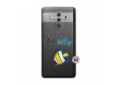 Coque Huawei Mate 10 PRO Je Peux Pas J Ai Volley