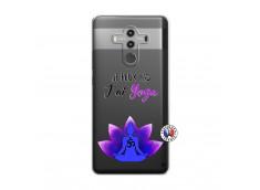 Coque Huawei Mate 10 PRO Je Peux Pas J Ai Yoga