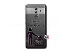 Coque Huawei Mate 10 PRO Je Peux Pas Je Suis Veterinaire