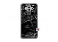 Coque Huawei Mate 10 PRO Black Marble Translu