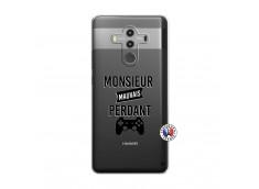 Coque Huawei Mate 10 PRO Monsieur Mauvais Perdant