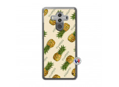 Coque Huawei Mate 10 PRO Sorbet Ananas Translu