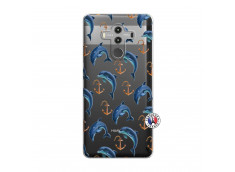 Coque Huawei Mate 10 PRO Dauphins