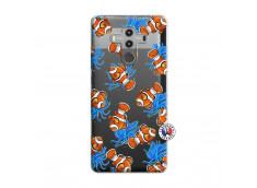 Coque Huawei Mate 10 PRO Poisson Clown
